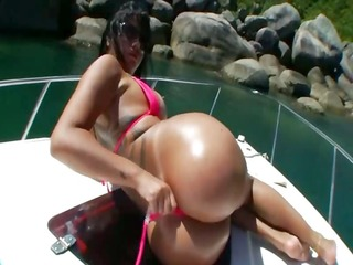 unfathomable anal outdoor deepfucking with floozy