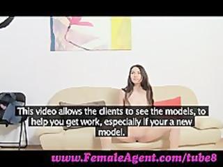 femaleagent. hawt russian doll casting