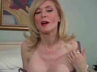 aged nina hartley in pantyhose as not ever seen