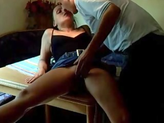 sexy mother id like to fuck gets screwed on