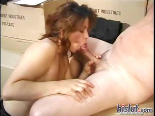 erica desires to engulf pounder