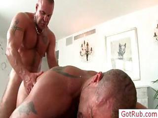 two aged hunks fucking by gotrub